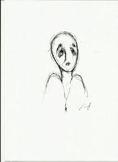 Ilustrações do livro SOMBRAS ADENTRO - por Marcel Gama