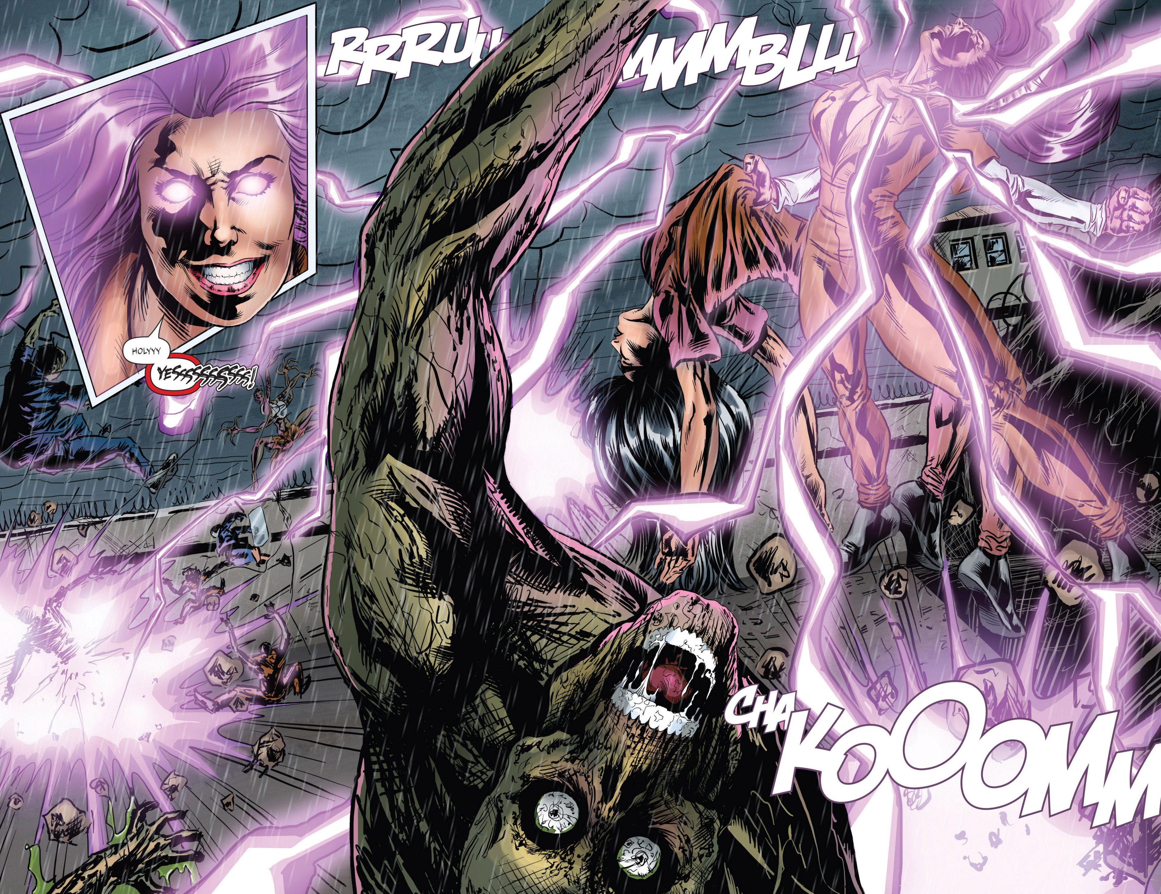 Grimm Fairy Tales (2005) Issue #81 #84 - English 9