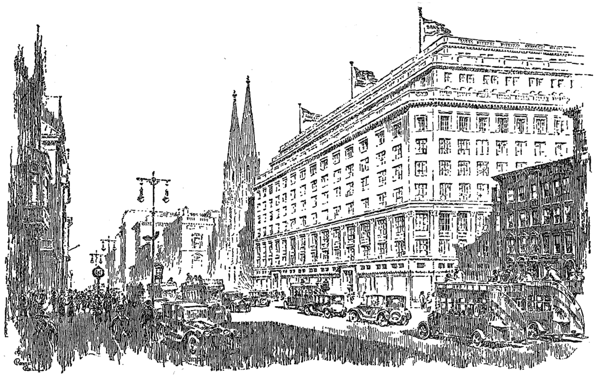 Saks Fifth Avenue New York City New Yorklife Insurance Cost