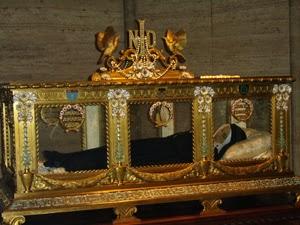 mayat Bernadette Soubirous