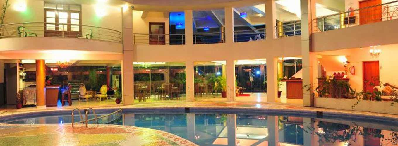 colva beach hotels