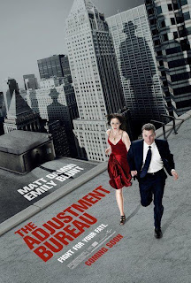 Ver online: Los Agentes Del Destino (Destino oculto / The Adjustment Bureau) 2011