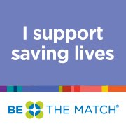 Get swabbed today.  Save a life tomorrow!