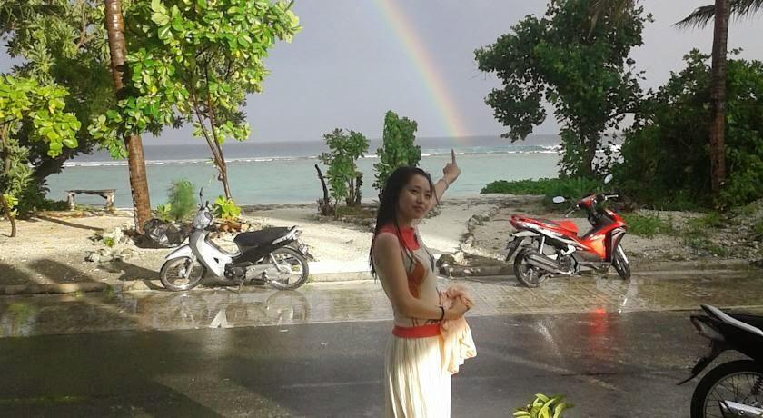Beach Sunrise Inn Hulhumale Maldives