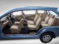 All New Avanza 2012 interior