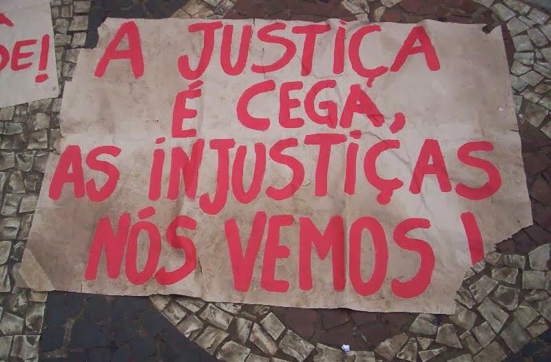 Protesto!!!