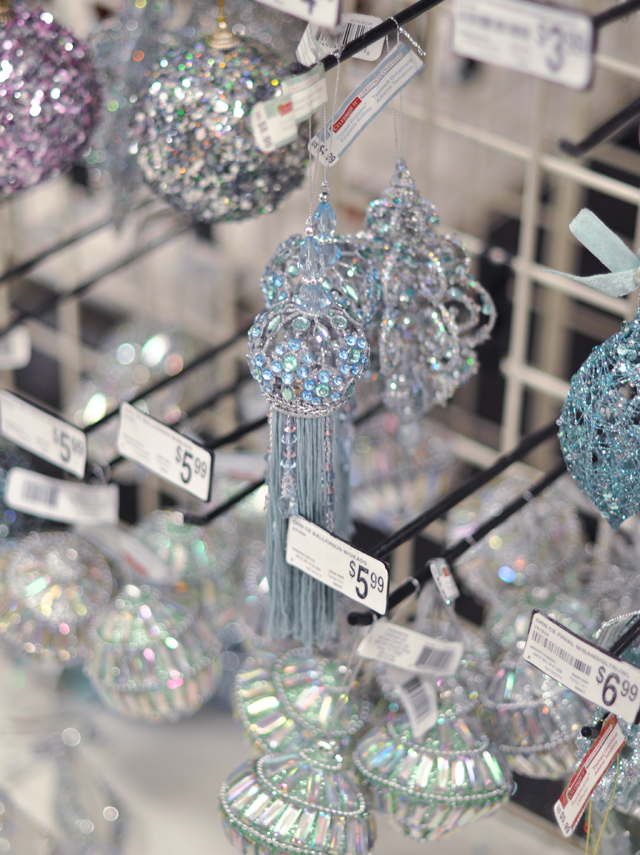 pretty christmas ornaments