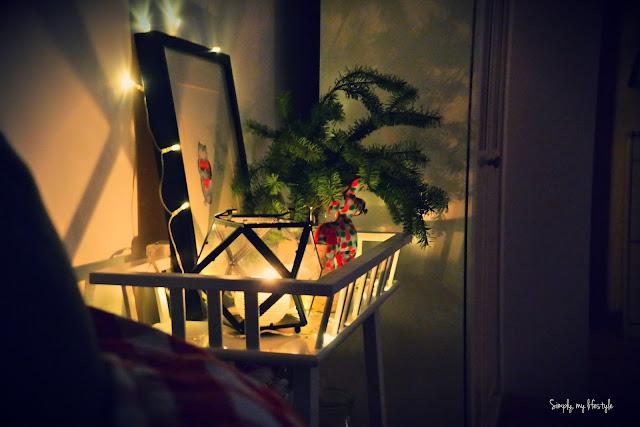 świeczki i lampiony uroczy klimat w domu