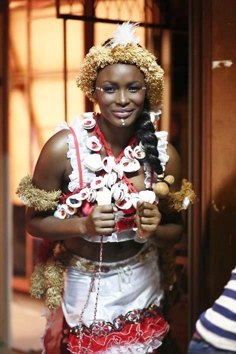ENCYCLOPEDIE DE LA MODE GABONAISE: Lart traditionnel gabonais.