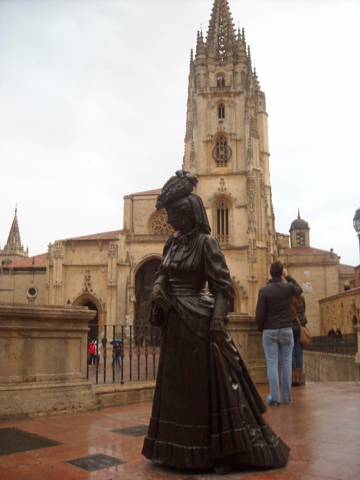 Oviedo Catedral Regenta