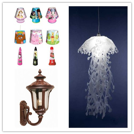 Light Designs of Indoor Lighting for Different Ages
