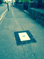 Pavement defect fixed in Queen Street Broughty Ferry