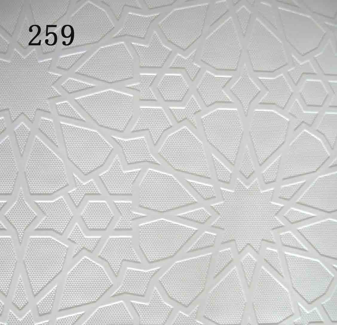 Laminate ceiling tiles