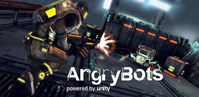 Angry Bots QVGA e HVGA Armv6 .Apk