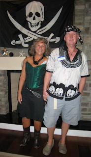pirate party Ortega Marina