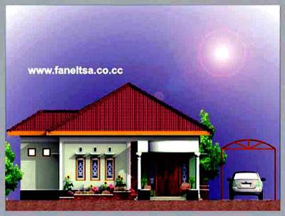 gambar rumah sederhana 06