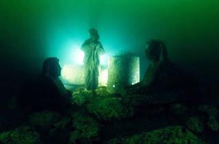 Parakseno.gr : 1 7 αρχαίες πόλεις που βρέθηκαν στο βυθό!