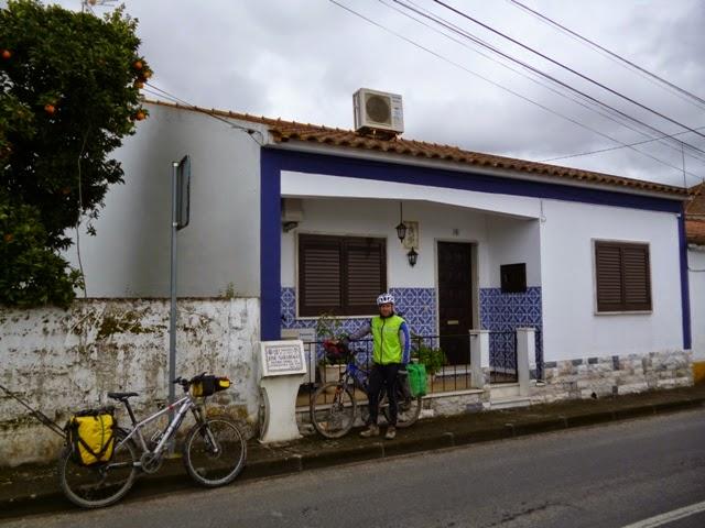 Casa natal de José Saramago. Azinhaga