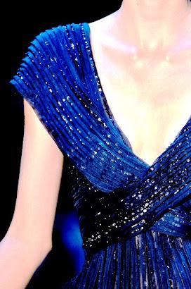 Detalhes em azul!