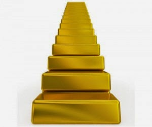 Gold should be $1,400/oz: Global Investors's Holmes