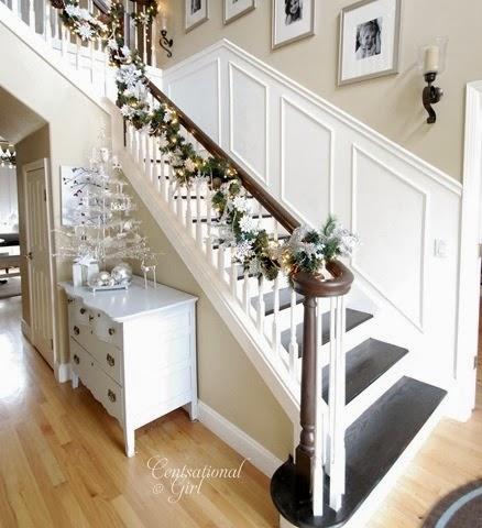merdiven duvarları