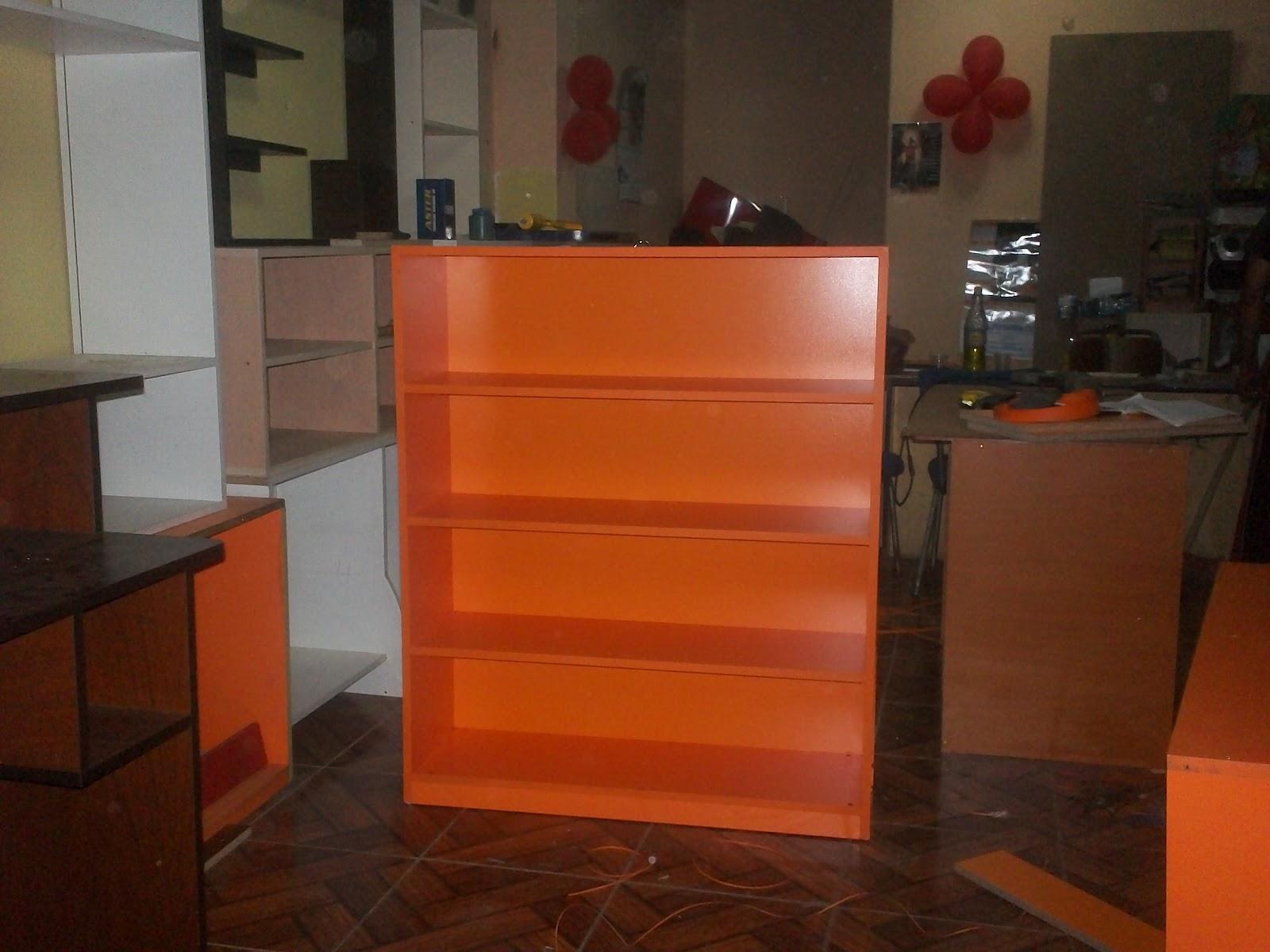 Fabricantes de muebles en melamine creaciones mafe for Muebles 7 puertas de cocina