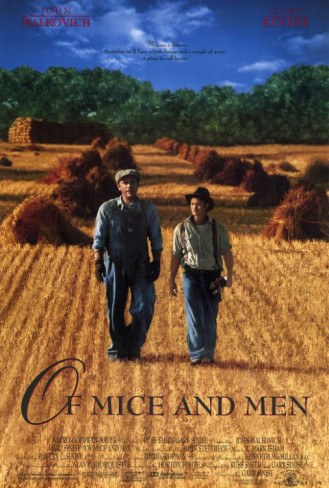 of mice and men misfits Free shipping on qualifying offers published in 1937, of mice and men tells  the story of george milton and lennie small, two displaced migrant ranch  workers.