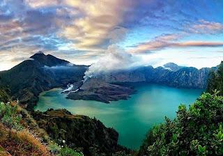 ηφαίστειο τοπία