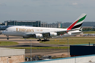 Emirates at Birmingham Airport