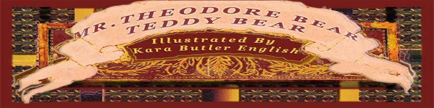 Mr Theodore Bear, Children's Picture Book