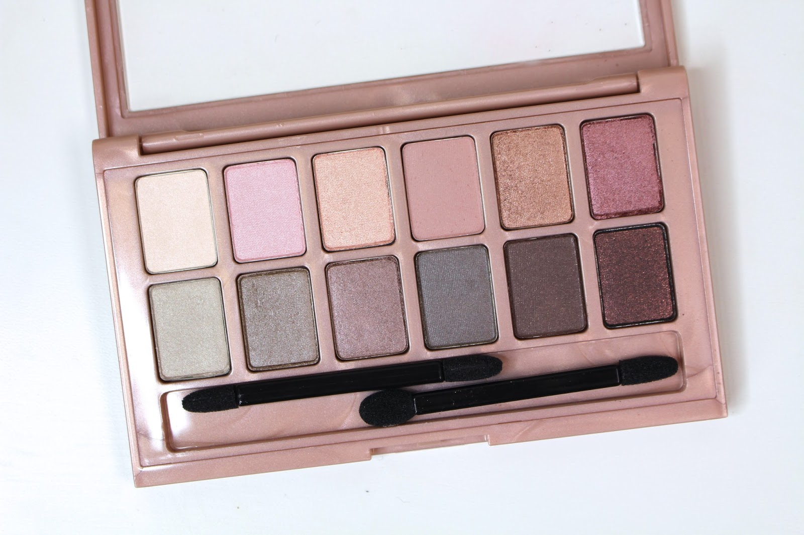 The Daily Bailey B.: Review u0026 Swatches: Maybelline The ...