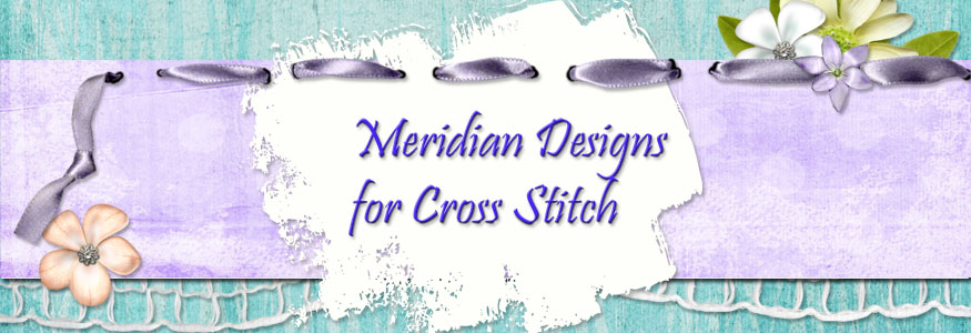 Meridian Designs for Cross Stitch