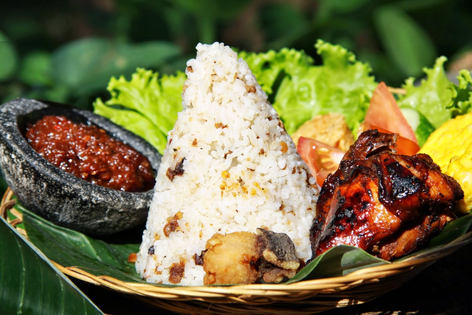 Resep Nasi Liwet Teri khas Sunda Gurih