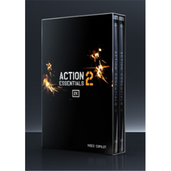 Action Essentials 2 After Effects Tools