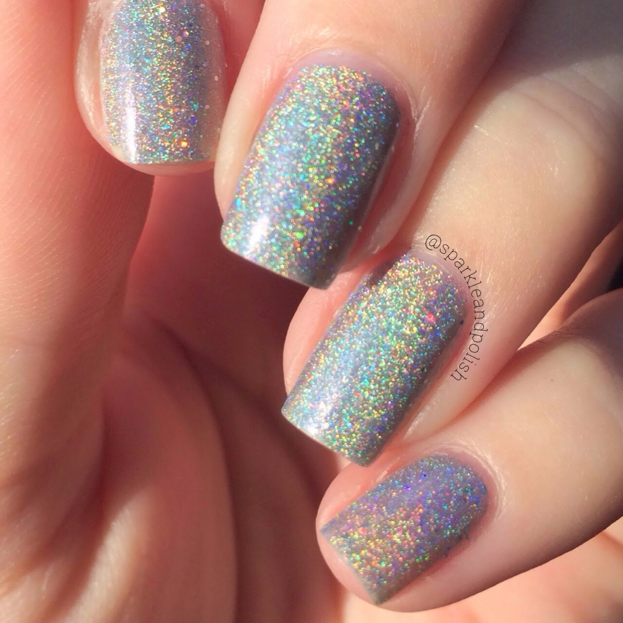 A Little Sparkle and Polish: Orly Mirrorball
