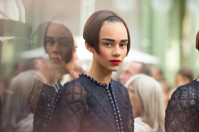 Chanel Fall-Winter 2015-2016 Fashion Runway