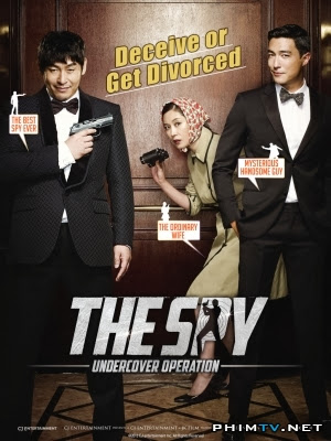 Điệp Viên Sợ VợThe Spy: Undercover Operation