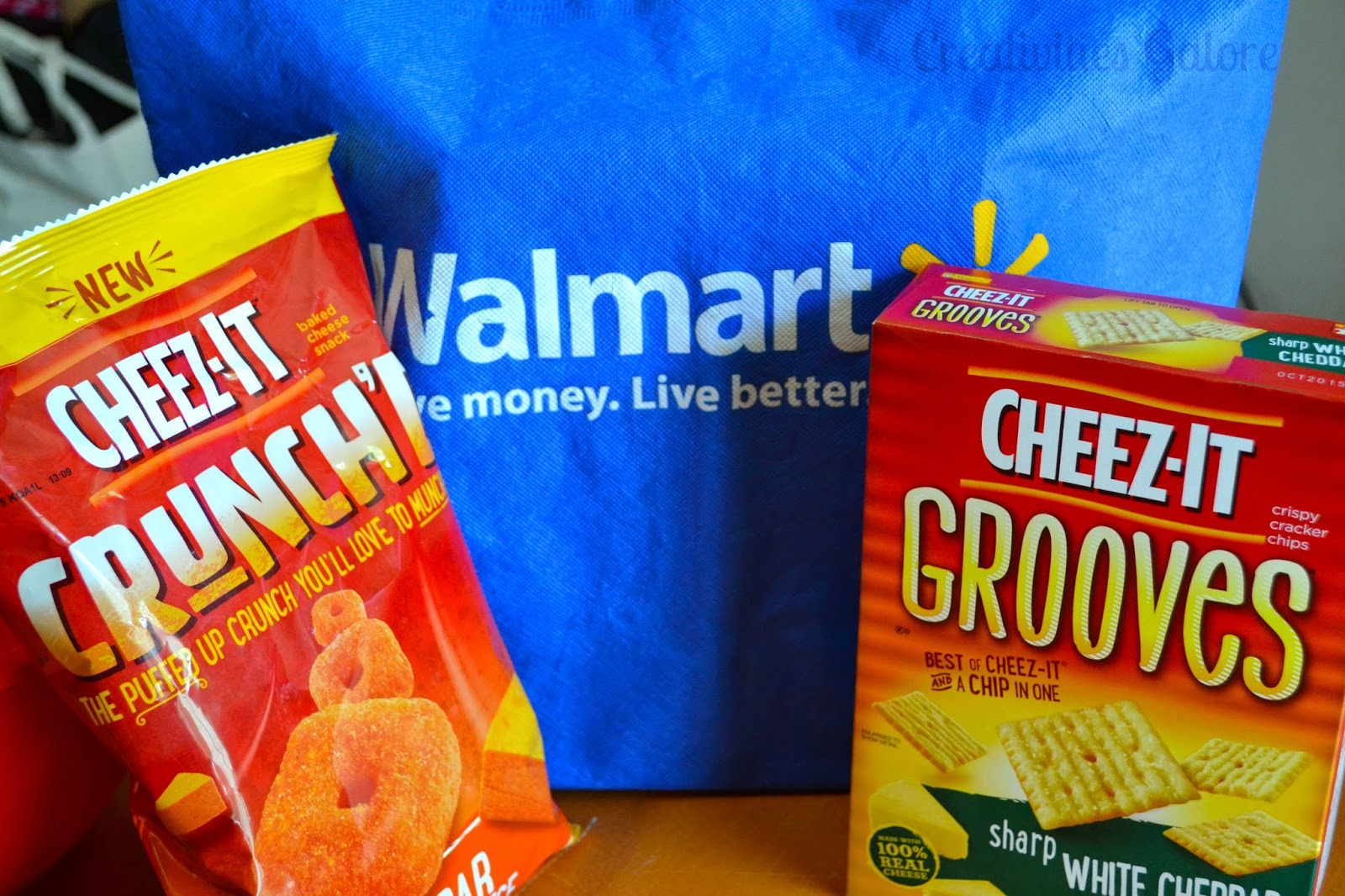 Cheez-It Mix Recipe by Creativities Galore