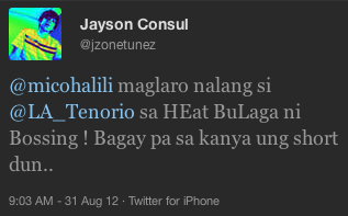 Fans wanted LA Tenorio to play for Ginebra, Ateneo, Lakers, Heat and ...