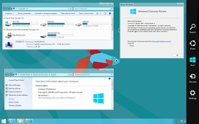 Windows 8 Transformation Pack 6.0