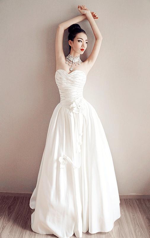 Honey Buy Garden Wedding Dresses