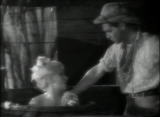 Jean Harlow & Clark Gable - RED DUST ©2019bjm | Jean