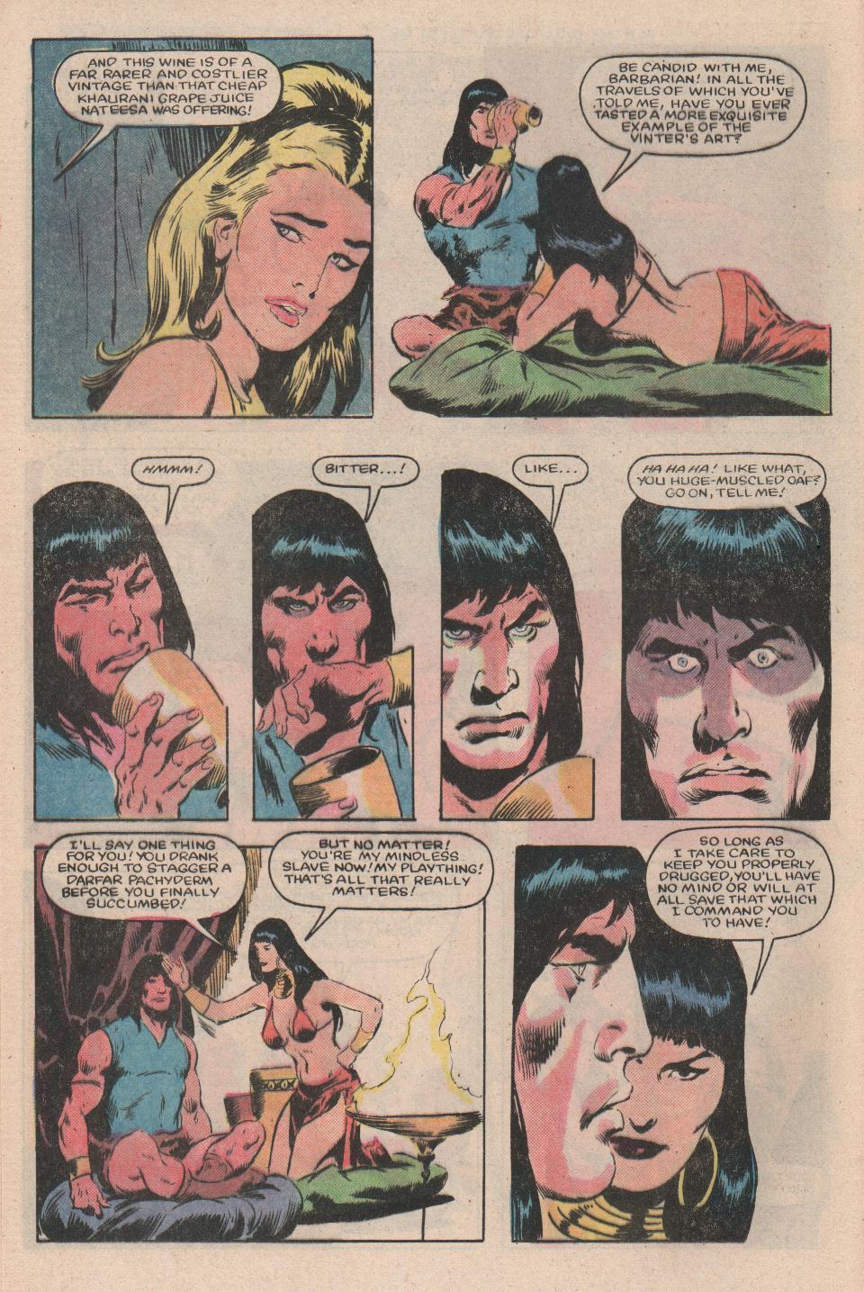 Conan the Barbarian (1970) Issue #159 #171 - English 11