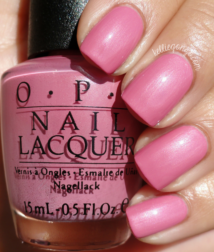 OPI Japanese Rose Garden