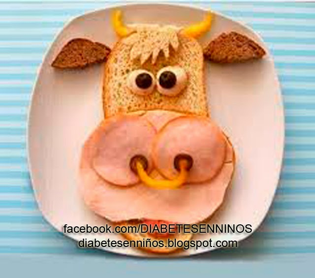Sándwich para  Diabéticos