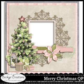 Merry Christmas QP Freebie