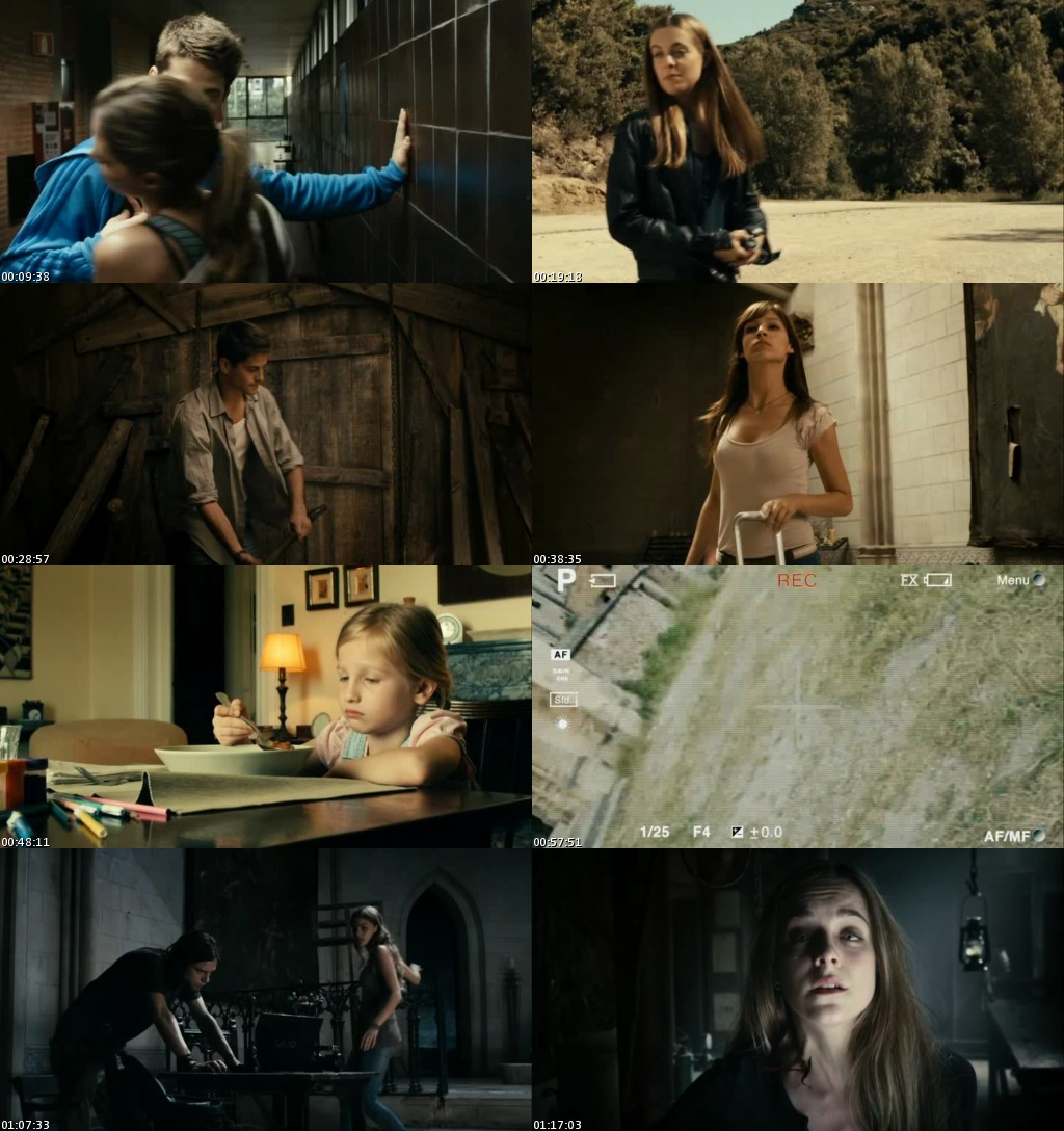 Xperience Paranormal 3D (2011) [DVDRip] [Español]