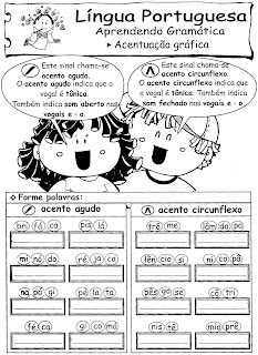 100 ATIVIDADES DE PORTUGUÊS PARA 3° ANO GRAMÁTICA INFANTIL - COM DESENHOS PARA COLORIR