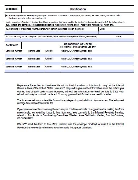 Form 3911 Helpemberalert