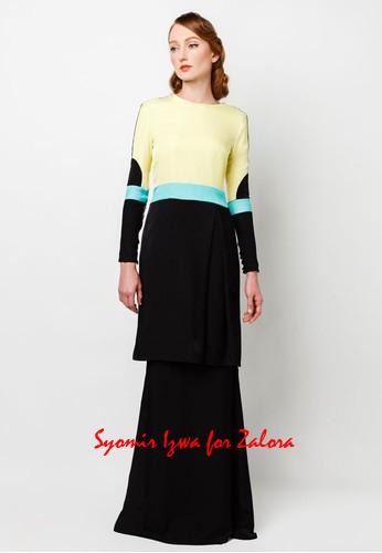 new baju kurung design baju raya 2014 by syomir izwa